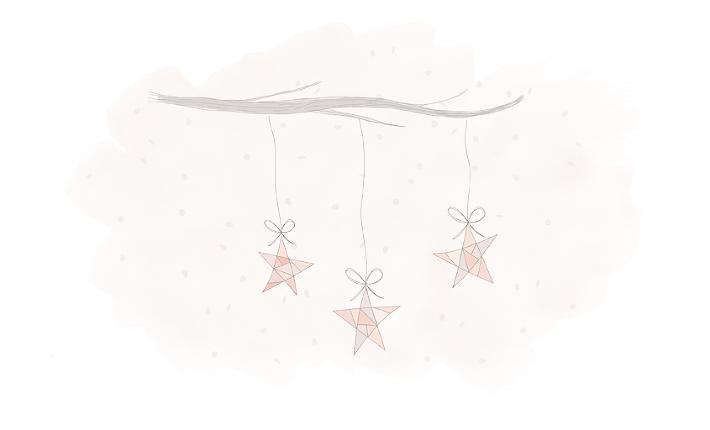 Pamela Salai photography branch stars logo twinkle twinkle