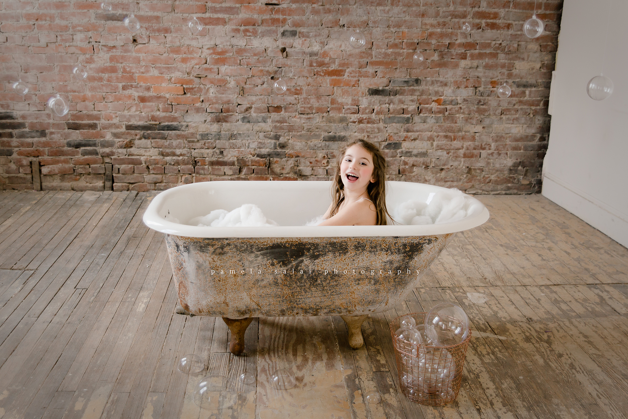 Momazine exposed brick studio pittsburgh Pamela salai photography