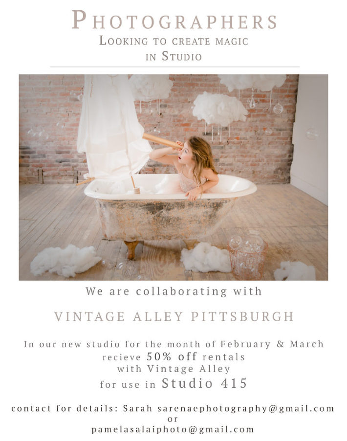 Vintage alley Pittsburgh rentals 50% off sale