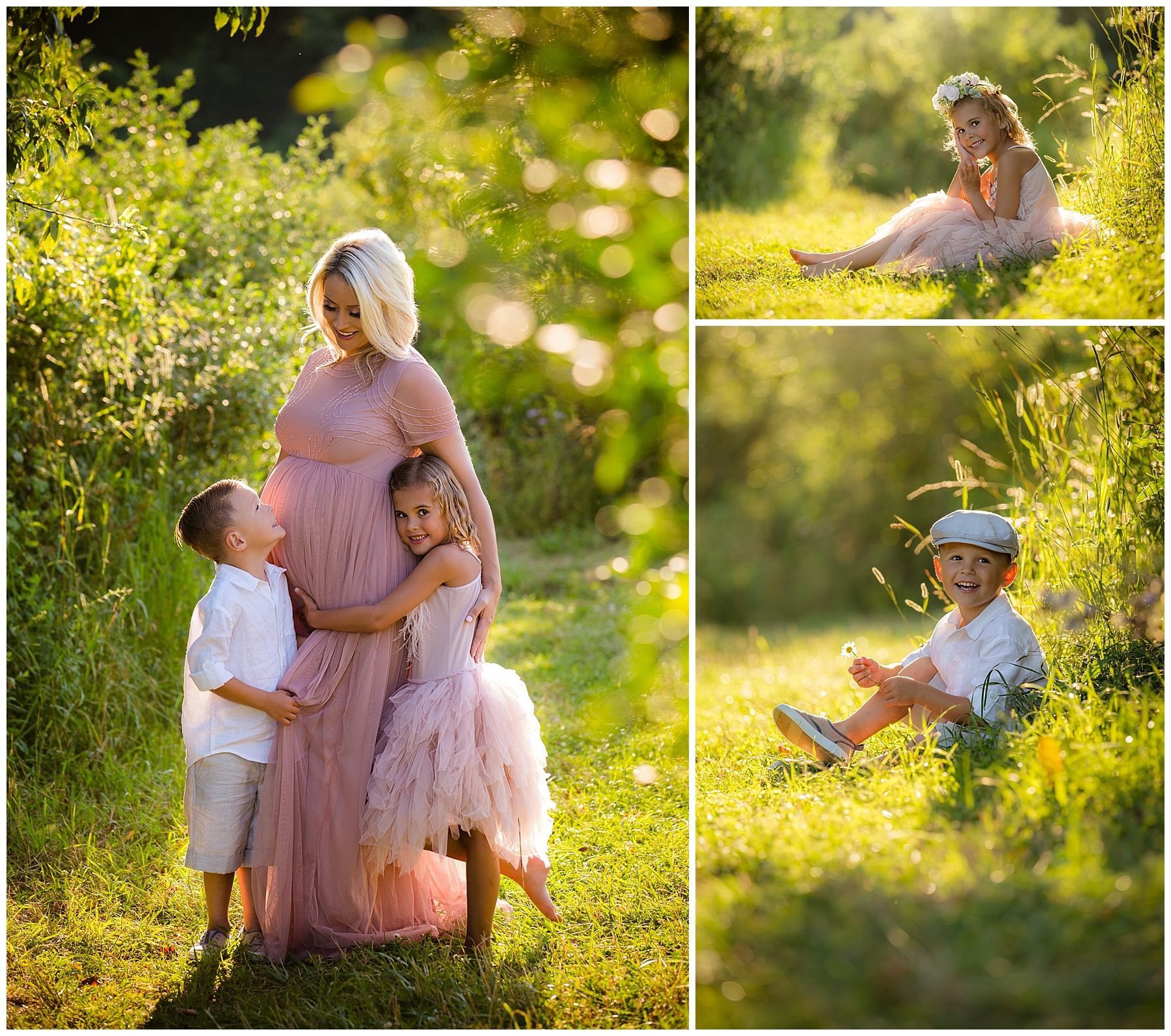 family maternity boho pittsburgh editorial style  mommy and me