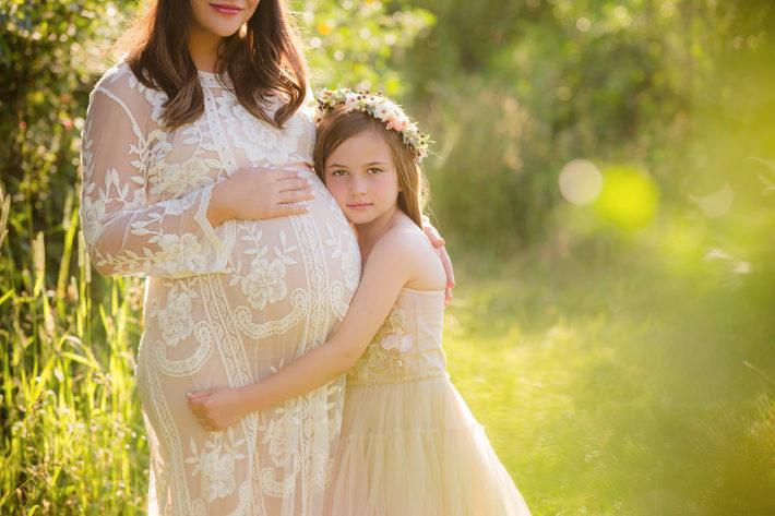 mommy & me , lace dress, tutu du monde, backlit, whimsical
