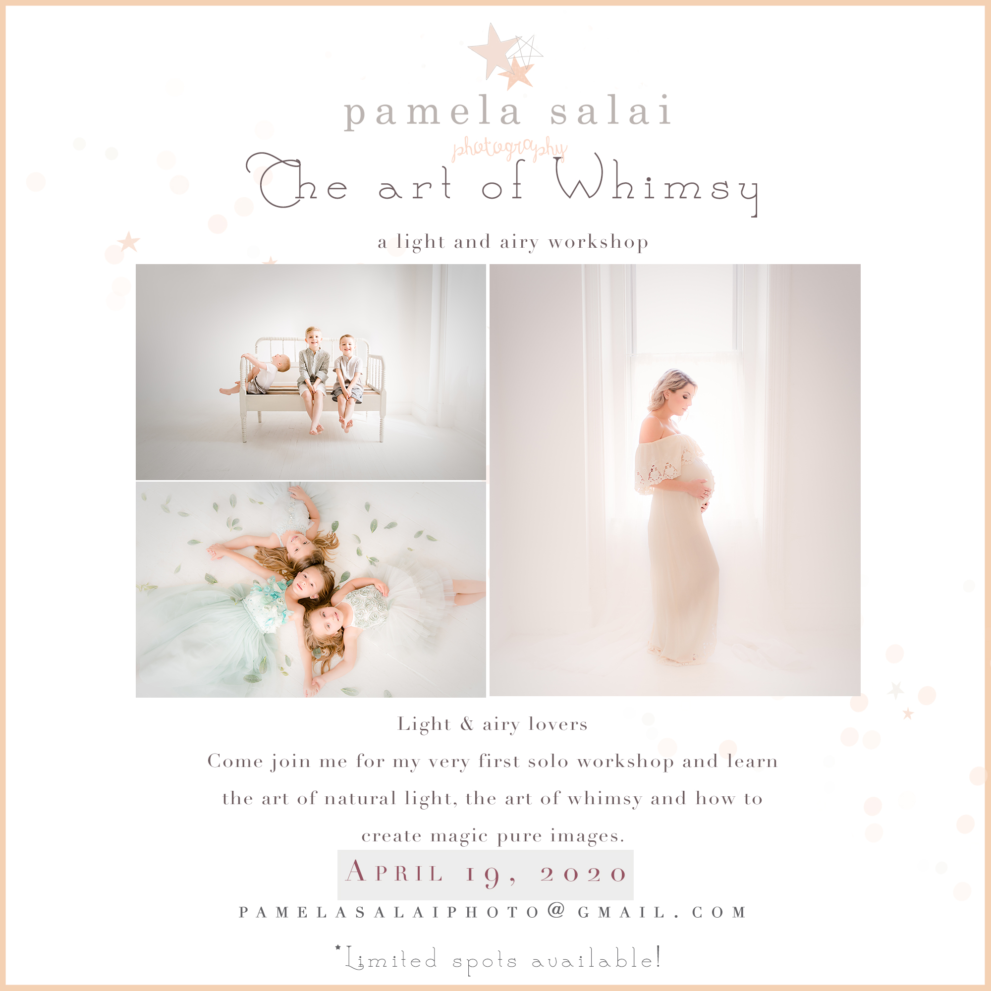 the art of whimsy workshop