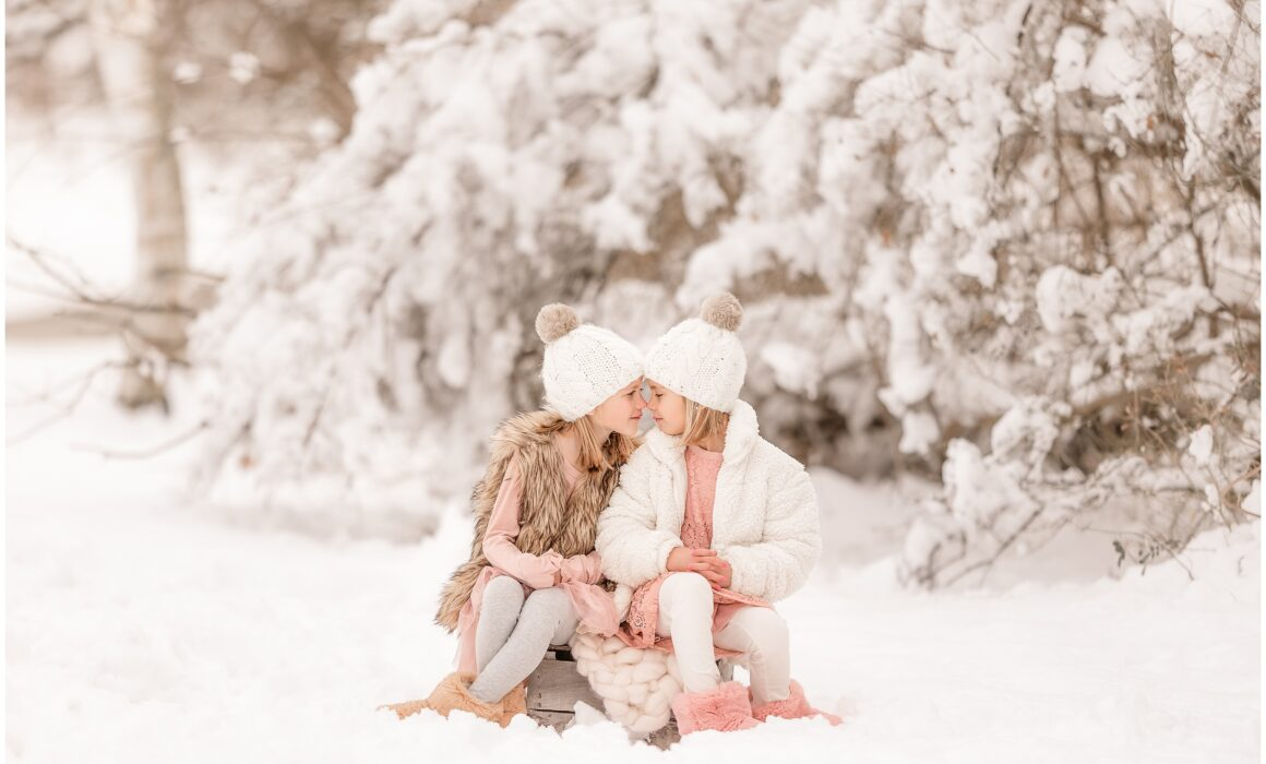 Pamela Salai Photography snow mini session 7