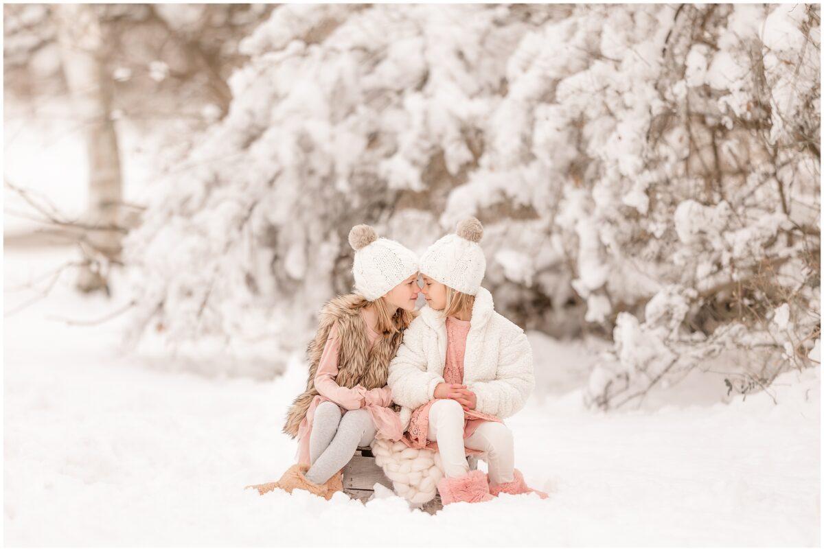 Pamela Salai Photography snow mini session 7
