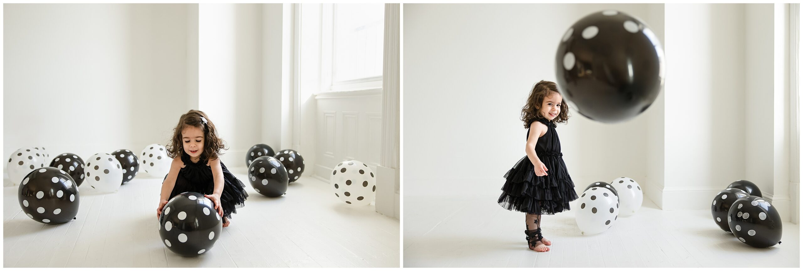 Pittsburgh polka dot studio child session 1
