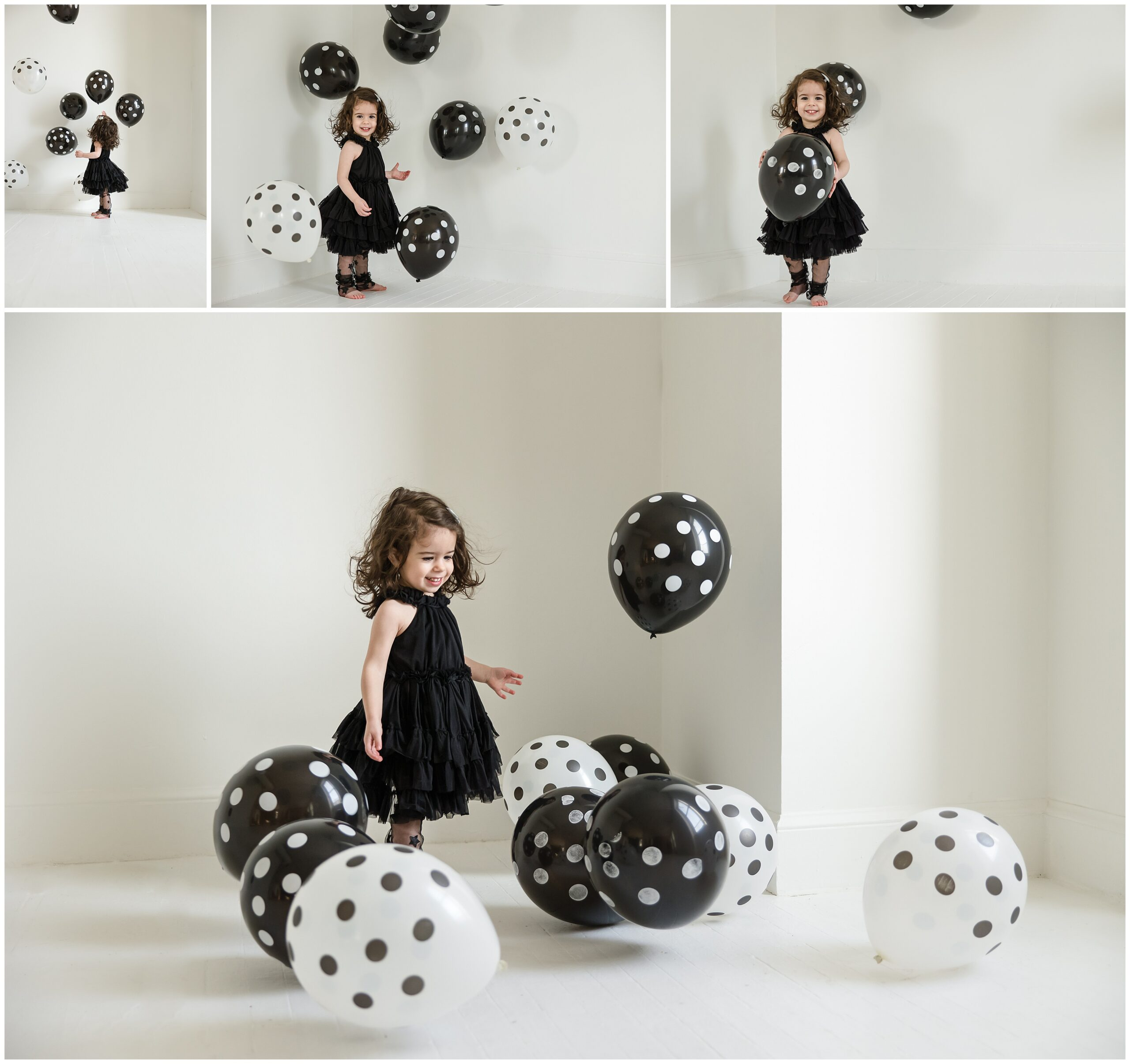 Pittsburgh polka dot studio child session 3