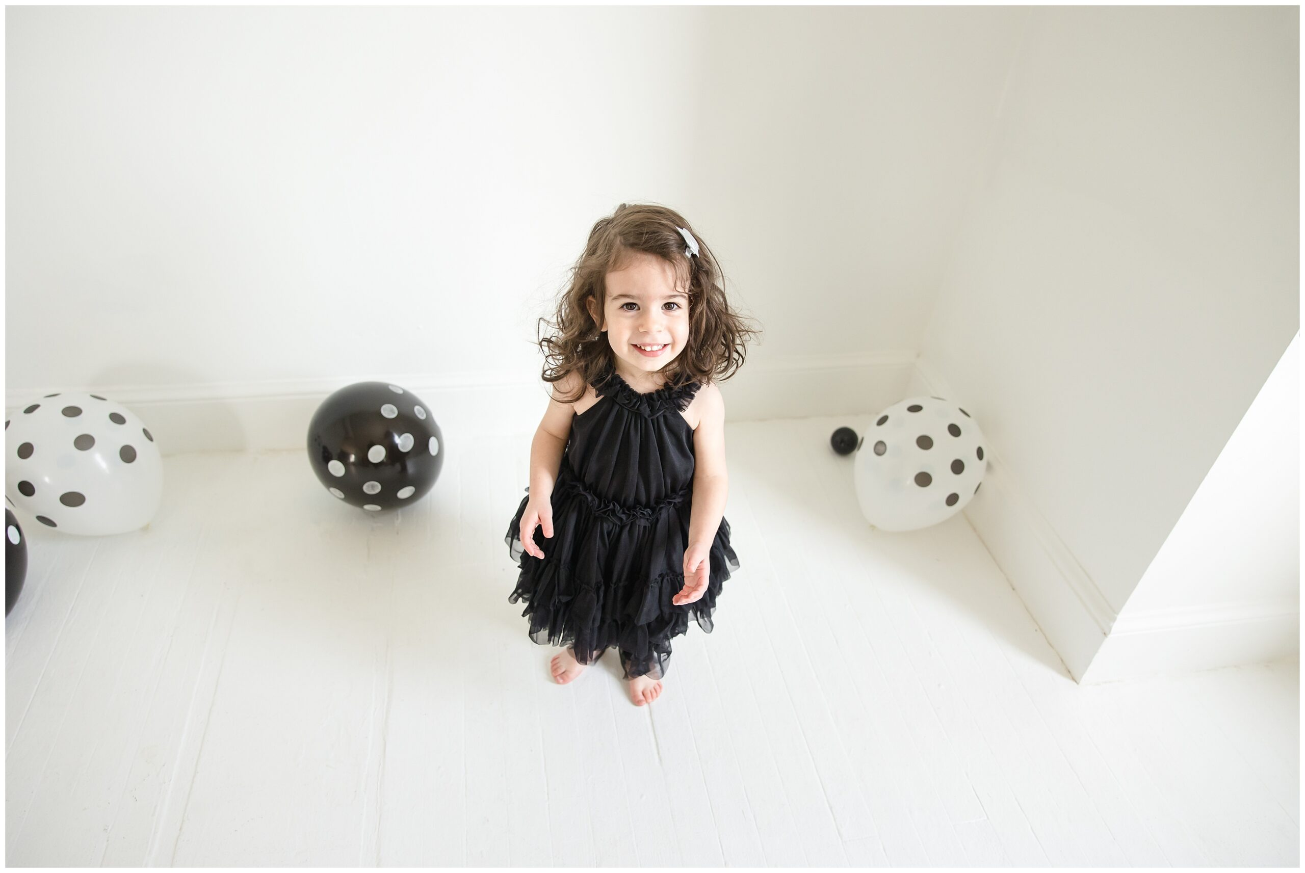 Pittsburgh polka dot studio child session 7