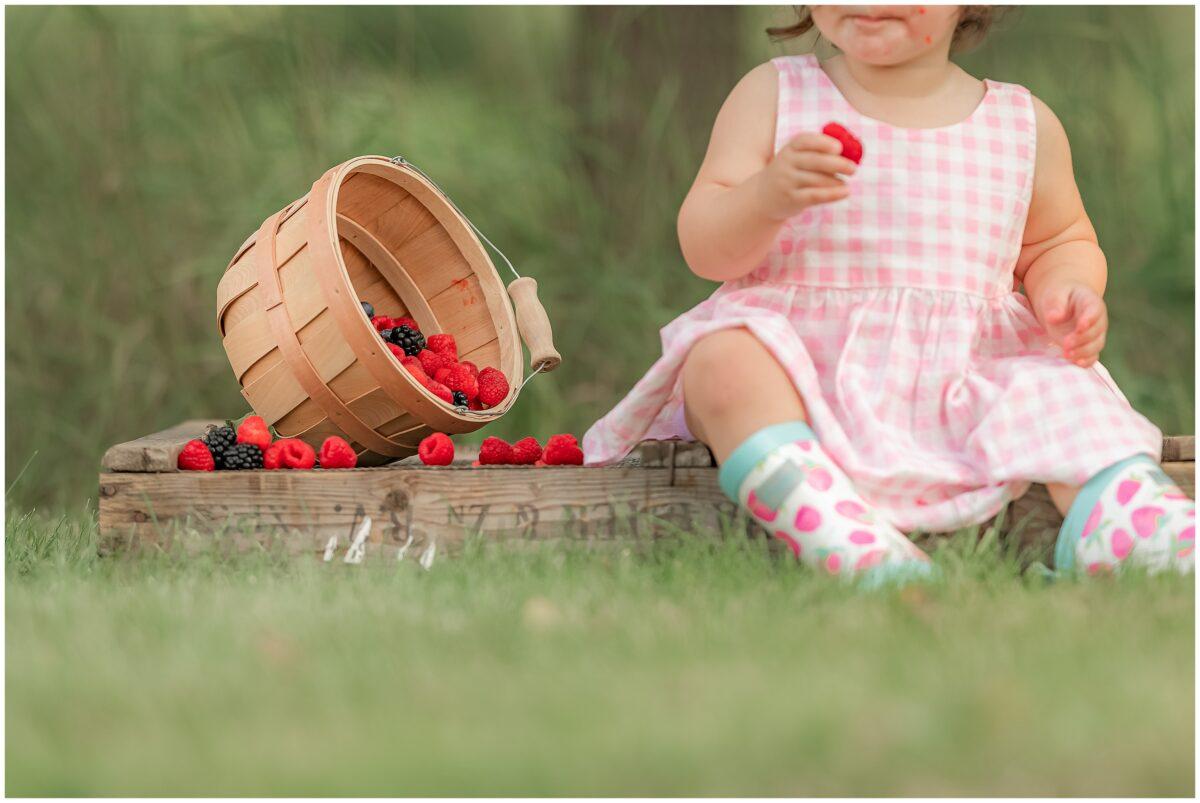 Pamela Salai photography child session